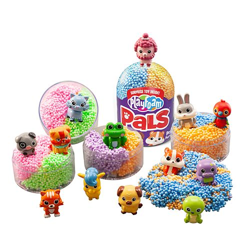 Educational Insights Playfoam Pals Pet Party Series 2 (6-Pack)