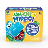 Educational Insights Uh-Oh Hippo Game
