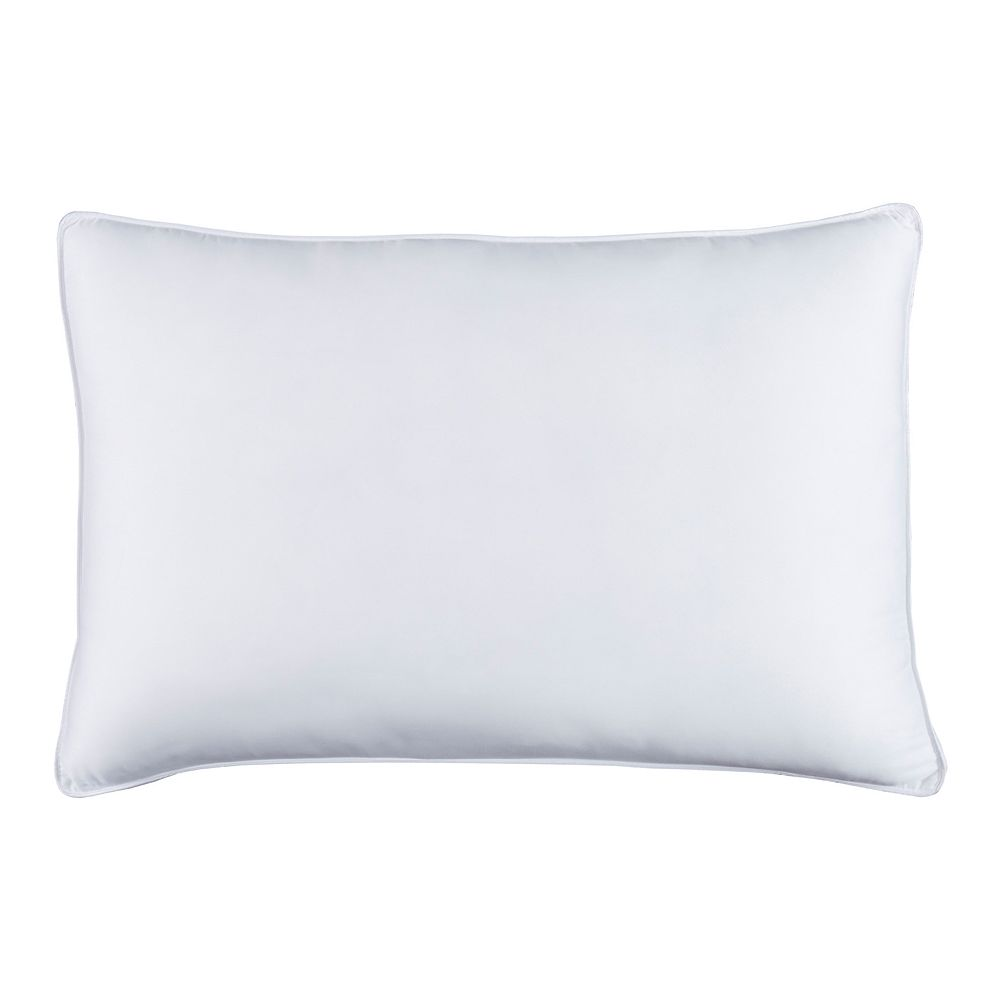 ComforPedic Loft from BeautyRest Ebonite & Memory Fiber Pillow 2-Pack