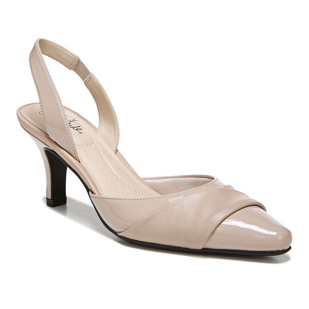 LifeStride Kerra Women's Slingback Dress Heels