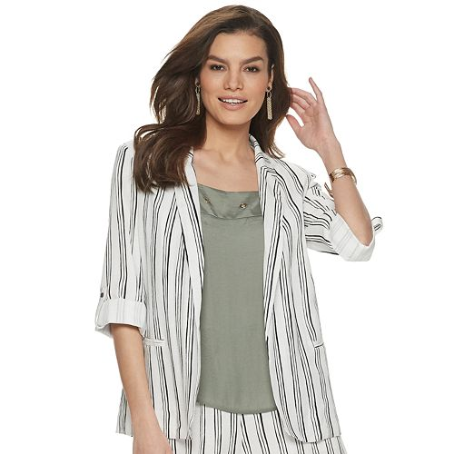 Women's Jennifer Lopez Soft Blazer