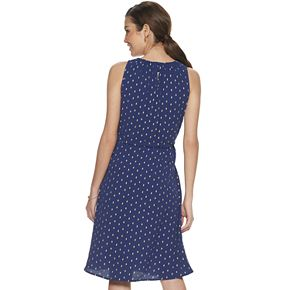 Women's Juicy Couture Cinched Sleeveless Dress