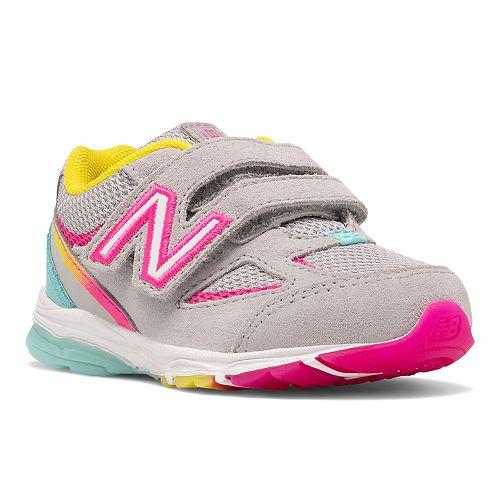 ed575fb7 New Balance 888 v2 Toddler Girls' Sneakers