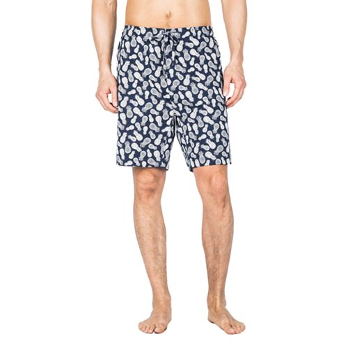 Men's Residence Novelty Jersey Lounge Shorts