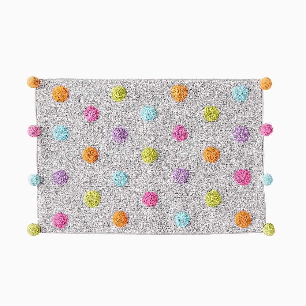 Saturday Knight, Ltd. Confetti Bath Rug