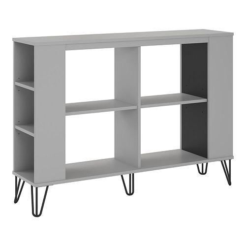 Novogratz Xavier 5 Shelf Bookcase