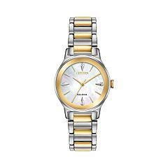 b4b084472 Citizen Eco-Drive Women's Axiom Diamond Accent Watch - EM0734-56D