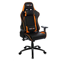 Techni Sport TS-5000 Ergonomic PC Gaming Chair, Green