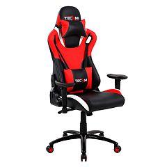 Techni Sport TS-80 Ergonomic PC Gaming Chair, Red