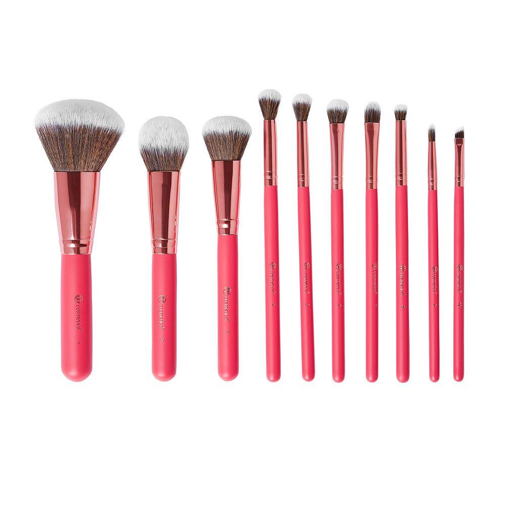 BH Cosmetics Bombshell Beauty 10 Piece Brush Set