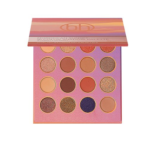 BH Cosmetics Moroccan Sunset 16 Color Shadow Palette