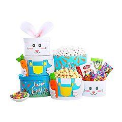 Alder Creek Easter Bunny Gift Tower
