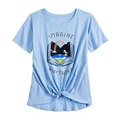 e789f898118c Girls Graphic T-Shirts Kids Tops & Tees - Tops, Clothing   Kohl's