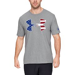 a183e7c7d3 Men's Under Armour Freedom Logo Short-Sleeve Tee
