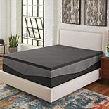 Comfort Escape 2 Ebonite Memory Foam Mattress Topper