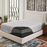 Comfort Escape 4 Ebonite Memory Foam & Fiber Mattress Topper