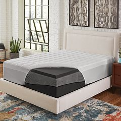 Comfort Escape 3.5 Ebonite Memory Foam & Fiber Mattress Topper