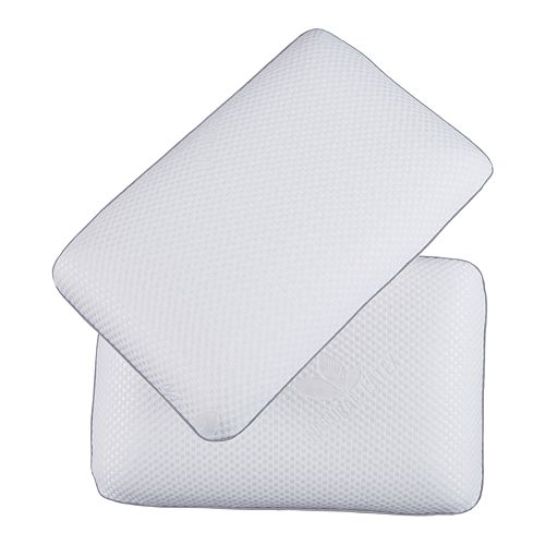 Comfort Escape 2-pack Ventilated Talalay Bed Pillow