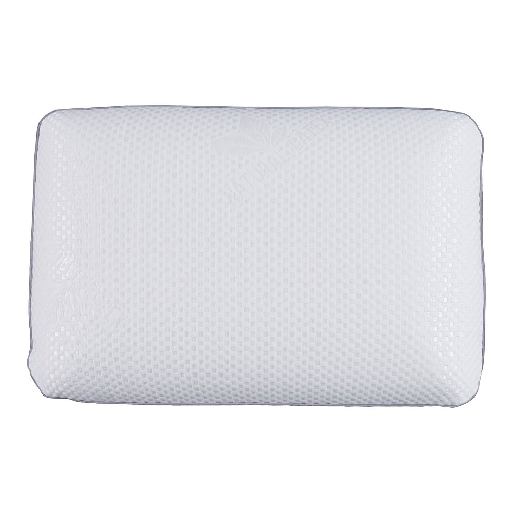 Comfort Escape 2-pack Latex Cluster Pillow