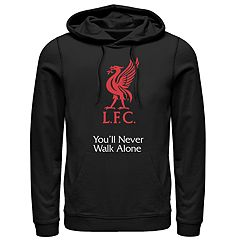 Men's Liverpool Football Club Hooded Pull Over