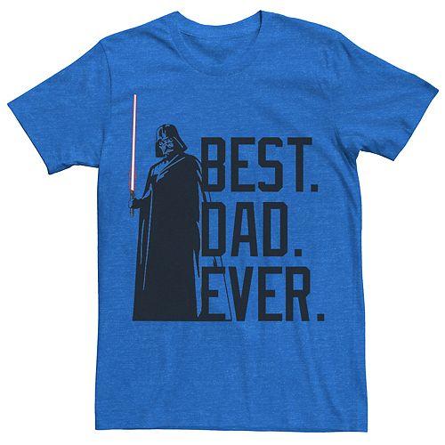 Men's Star Wars Best. Dad. Ever. Tee