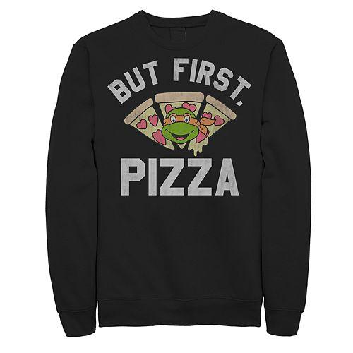 Men's Teenage Mutant Ninja Turtles Pizza Pullover