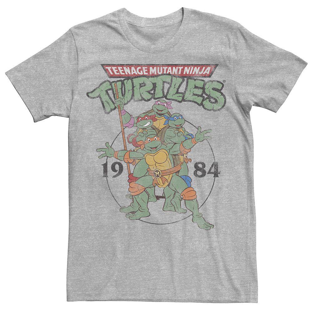 Men's Teenage Mutant Ninja Turtles Classic Tee