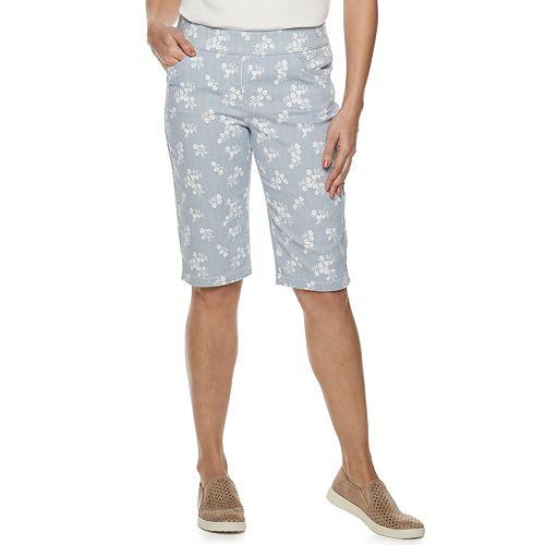 Women's Briggs® Pull-on Skimmer Pants