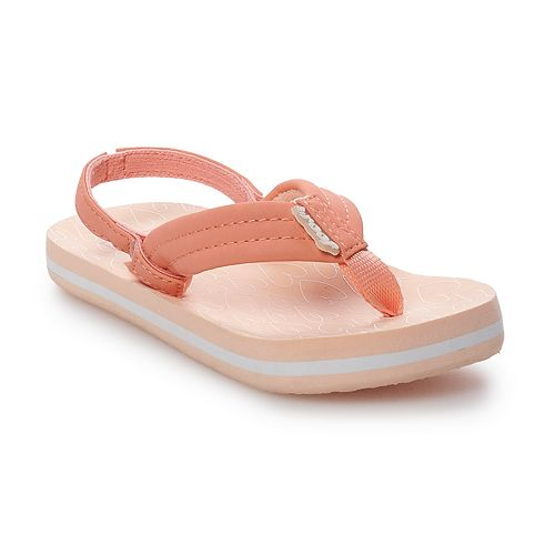 REEF Little Ahi Toddler Girls' Flip Flop Sandals