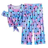 Girls 7-16 Joey B Cold Shoulder Top & Pants Set