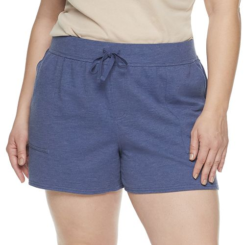 Plus Size SONOMA Goods for Life™ Beach Fleece Short