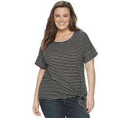 15547d0a Womens EVRI Plus Tops, Clothing | Kohl's