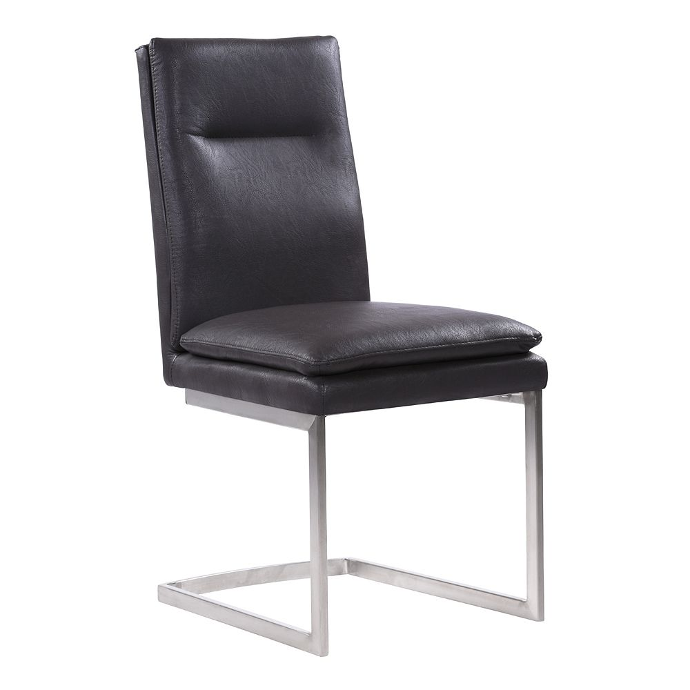 Armen Living Fenton Contemporary Dining Chair Set