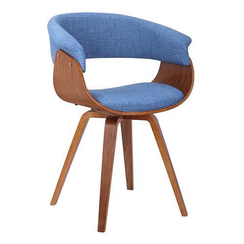 Armen Living Summer Mid-Century Chair