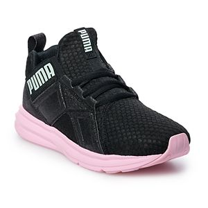 f2248c3480 PUMA Enzo Ripstop Speckle Girls' Sneakers. Regular