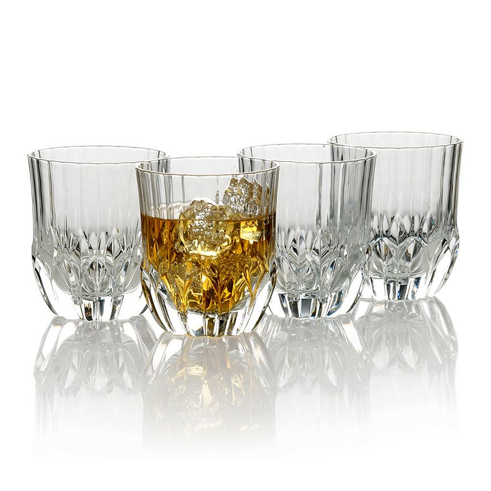 Mikasa Opus 4-pc. Double Old-Fashioned Glass Set