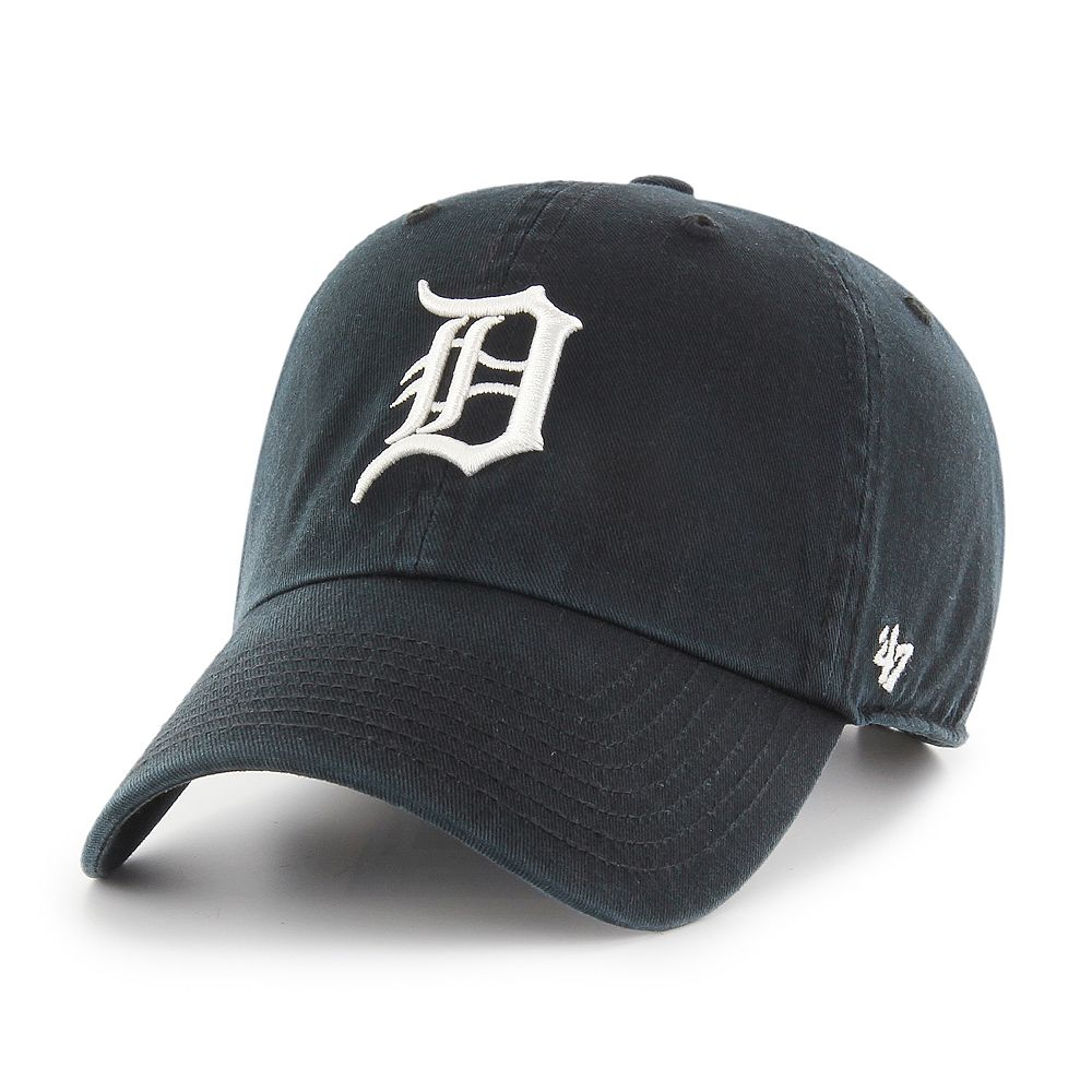 47 Brand Detroit Tigers Clean-Up Baseball Cap