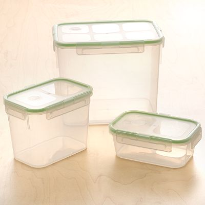 Food Network 6-pc. Food Storage Container Set