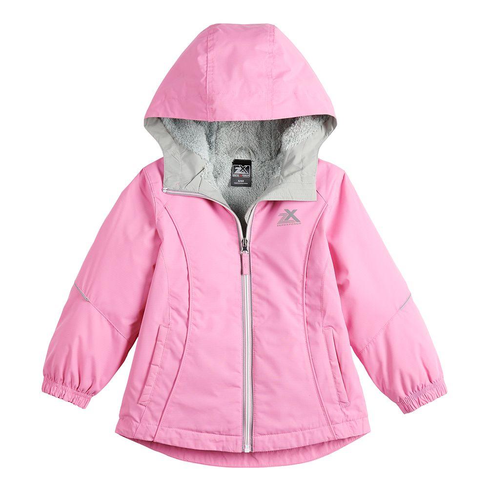 Girls 4-16 ZeroXposur Transitional Jacket