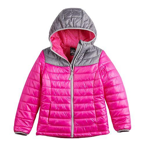 Girls 4-16 ZeroXposur Lightweight Quilted Jacket