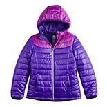 Girls 4-16 Zero Xposur Lightweight Quilted Jacket