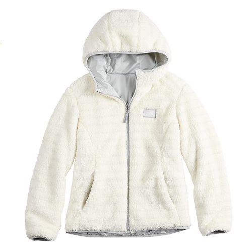 Girls 4-16 ZeroXposur Reversible Berber Jacket