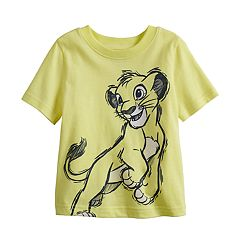 Disney's The Lion King Toddler Boy Simba Graphic Tee by Jumping Beans®