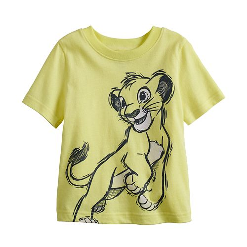 8a701871 Disney's The Lion King Baby Boy Simba Graphic Tee by Jumping Beans