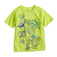 Disney / Pixar Toy Story Baby Boy Active Graphic Tee by Jumping Beans®