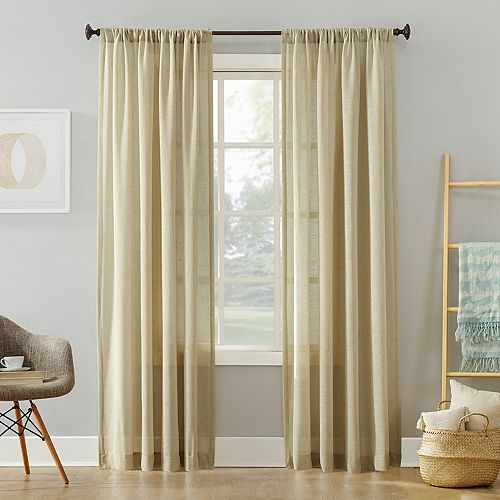 SONOMA Goods for Life® Ayden Sheer Window Curtain