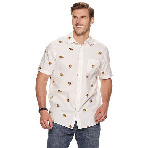 Big & Tall Urban Pipeline™ Poplin Button-Down Shirt
