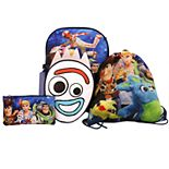 Disney/Pixar's Toy Story 4 5-Piece Backpack Set