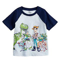 Disney / Pixar Toy Story 4 Toddler Boy Raglan Graphic Tee by Jumping Beans®