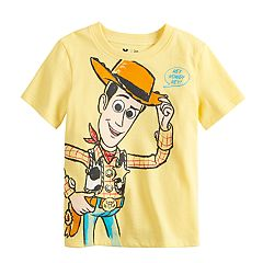 Disney / Pixar Toy Story 4 Toddler Boy Woody Graphic Tee by Jumping Beans®